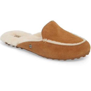UGG Lane Loafers Slippers Chestnut
